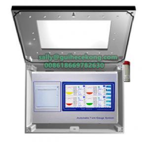 Quality Guihe atg fuel filling system ATEX fuel level sending unit level sensor, automatic tank gauge for sale