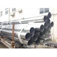 Quality Schedule 40 Stainless Steel Pipe , Annealed Stainless Steel Seamless Tubing OD 1/4