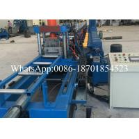 Quality Hydraulic Automatic Punching Cable Tray Manufacturing Machine Easy Operation for sale