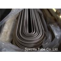 China ASTM A249 TP316L u tube heat exchanger ,TIG Welded Stainless Steel Tubing on sale