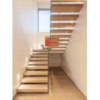 Buy cheap Stairway Design Modern Solid Wood Staircase from wholesalers