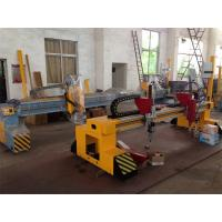 Quality Planet Gear Reducer CNC Plasma Cutting Machine for 3200 mm Effective Cutting Width for sale