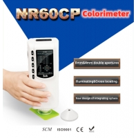 Quality NR60CP CE Confirmed CIE Lab Color Difference Meter for sale