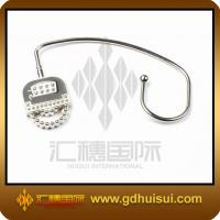 Quality zinc alloy foldable bag hanger for sale
