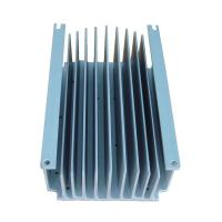Quality 6061 T6 / T66 Aluminum Heatsink Extrusion Profiles For Cars With CNC Machining for sale