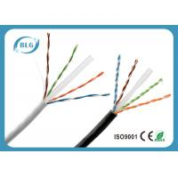 Ethernet Wires Cat6 Lan Cable 24AWG 23AWG BC UTP 1000FT RoHS Certificated