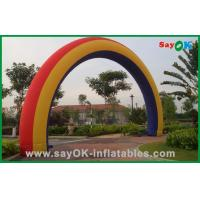 Quality Rainbow Inflatable Arch for sale