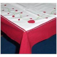 Quality Banquet Decorative Table Cloth Top for sale