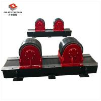 Buy cheap 4500lbs Capacity Pipe Welding Rotator , Digital Turning Speed Display Heavy Duty Pipe Stands from wholesalers