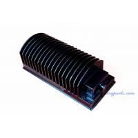 Quality A380Cataphoresis LED Housing Aluminium Die Castings Heat Sinks Powder Coating for sale
