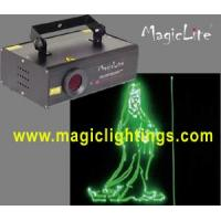 China Single Green Flash Laser Light for sale