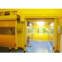 China 3 Modulars Air Shower Room Tunnel , Large Goods Air Showers For Clean Rooms on sale