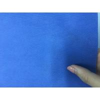 Quality Medical Blue SMMS SMS Non Woven Fabric High Strength For Hospital Surgical Gown Material for sale