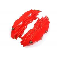 Quality 270 MM / 240 MM Racing Car Caliper Covers To Reduce The Wear Of Brake Pieces for sale