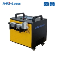 Quality 60W Fiber Laser Cleaning Machine For Laser Paint Removal for sale
