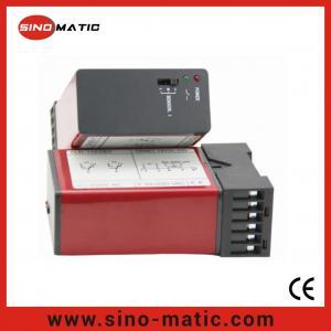 China AC110V AC220V DC12V DC24V parking gate and car park barrier loop vehicle detector on sale