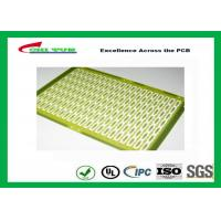 Quality UPS Printed circuit board FR4 Lead Free HASL PCB Single Sided for sale