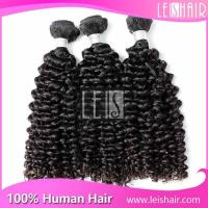 Quality Nature Hair 10-30 Inchs deep Curly Virgin Peruvian Hair for sale