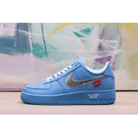 China Unisex Off White x Nike Air Force 1 07 MCA CLR3023 Nike Sneakers online discount Nike shoes www.apollo-mall.com on sale