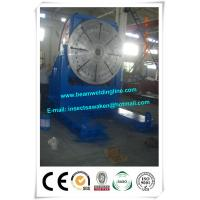 China Automatic Tilting Welding Turn Table Pipe Positioner For Tank Welding on sale