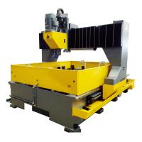 Quality CNC Tube Sheet Automatic Steel Plate Drilling Machine Custom Long Life for sale