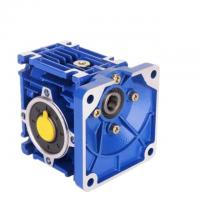 Quality Worm Shaft Mounted RV Reducer , Worm Reducer Gearbox Standard Port Size for sale