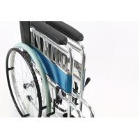 Quality Manual alumium lightweight wheelchair foldable for sale