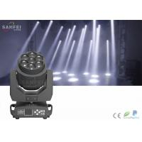 Quality Sound Contral Dj Led Light , Mini Bee Eye 6x10w Rgbw 4 In 1 Moving Head Light for sale
