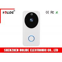 Quality H.264 Doorbell Intercom Camera With Video Alarm Door Phone Motion Detection for sale