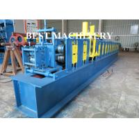 Quality Galvanized Cold Steel Slat Rolling Shutter Door Roll Forming Machine Shop Usage for sale