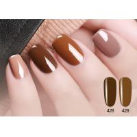 Quality Smooth Surface Glossy Varnish Feature No Odor Nail Gel Polish for sale