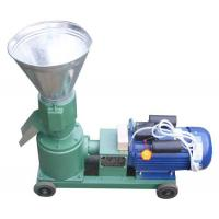 Quality Electric Flat Die Feed Pellet Machine   Electric Flat Die Feed Pellet Machine for Home Use for sale