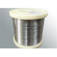 China Cold Drawn 304 316 316L Stainless Steel Spring Wire GB JIS Standard on sale