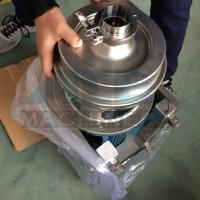 Quality Standard Mechanical Industrial Stainless Steel Centrifugal Pump  DAIRY & PHARMACEUTICAL PUMP for sale