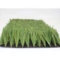 Quality Synthetic Football Artificial Grass With Strong Stem Fire Resistant SGS Approved for sale