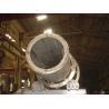Soda Rotary Barrel Hot Air Dryer Machine Nantural Gas / Coal Heating Method for sale