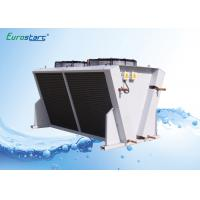 Quality Air Cooled Screw Cooler Evaporator Top Air Discharge With R407C Refrigerant for sale