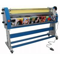Quality High Speed 1.6M Cold Roll Laminator Machine For Advertisement Materials for sale