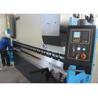 Quality Hydraulic Synchronized NC Press Brake With Automatic Positioning Control for sale
