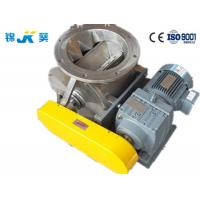 Quality Agricultural Industry Rotary Pneumatic Valve Customized Flange DN100mm-300mm for sale
