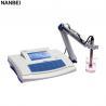 Buy cheap Digital Ph Meter Water Analysis Instrument For Soil Water Urine Aquarium Milk from wholesalers