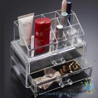 Buy clear acrylic lockable storage box at wholesale prices