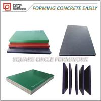 Quality Reusable 100 times Wholesale 18mm concrete formwork film faced plywood in scformwork construction companies for sale