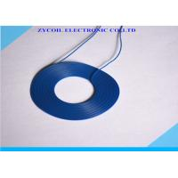 Quality Blue Multilayer Air Core Coil Inductor For High Frequency With Self-Bonding Wire for sale