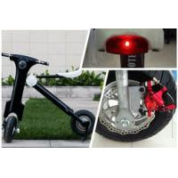 Quality Lithium battery powered 12Ah 48V Folding Electric Bike / motorbike for Teenager for sale