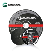 Buy cheap 4 Inch 60 Grit Aluminium Oxide Abrasive Cut Off Wheel from wholesalers