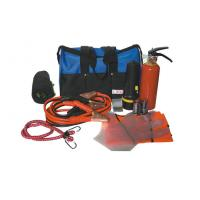 China Auto Emergency Tool Kit with Orange color Safety Vest for Car / Truck on sale