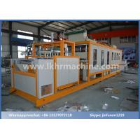 Quality Durable Fast Food Box Making Machine , PS Foam Food Container Production Line for sale