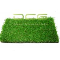 Quality Beautiful Artificial Turf Landscaping / Fake Grass Carpet For Lawn Replacement for sale
