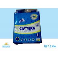 Buy cheap High Absorption Disposable Baby Diapers Breathable With USA Fluff Pulp from wholesalers